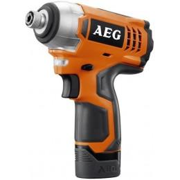 Импульсный аккумуляторный гайковерт 12В AEG BSS 12 С Li, , 21150.00 грн, AEG BSS 12 С Li, AEG, Гайковерты