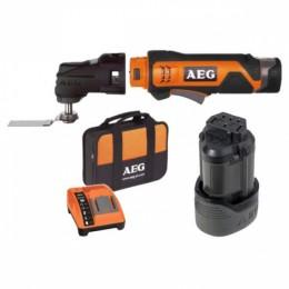 Универсальный инструмент AEG OMNI 12C LI-152BKIT1, , 3940.00 грн, Универсальный инструмент AEG OMNI 12C LI-152BKIT1, AEG, Многофункциональные инструменты