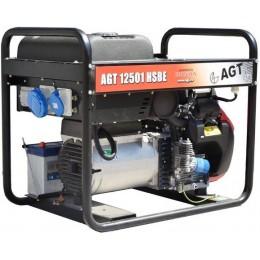 Бензиновый генератор AGT 12501 HSBE R16 125748.00 грн