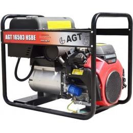 Бензиновый генератор AGT 16503 HSBE R16 148329.00 грн