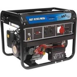 Бензиновый генератор AGT 8203 MSB 44620.00 грн