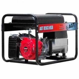 Бензиновый генератор AGT 8503 HSB R26 51998.00 грн