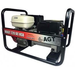 Сварочный генератор AGT WAGT 220/5 DC BSBE R16, , 97776.00 грн, Сварочный генератор AGT WAGT 220/5 DC BSBE R16, AGT, Сварочные генераторы