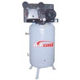 Компрессор на вертикальном ресивере Aircast CБ4/Ф-270.LB75B