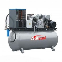 Компрессор с осушителем воздуха Aircast СБ4/Ф-500.LT100Д
