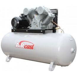 Компрессор с ременным приводом Aircast CБ4/Ф-500.LT100
