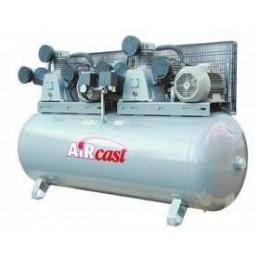 Компрессор с ременным приводом Aircast СБ4/Ф-500.LB75Т