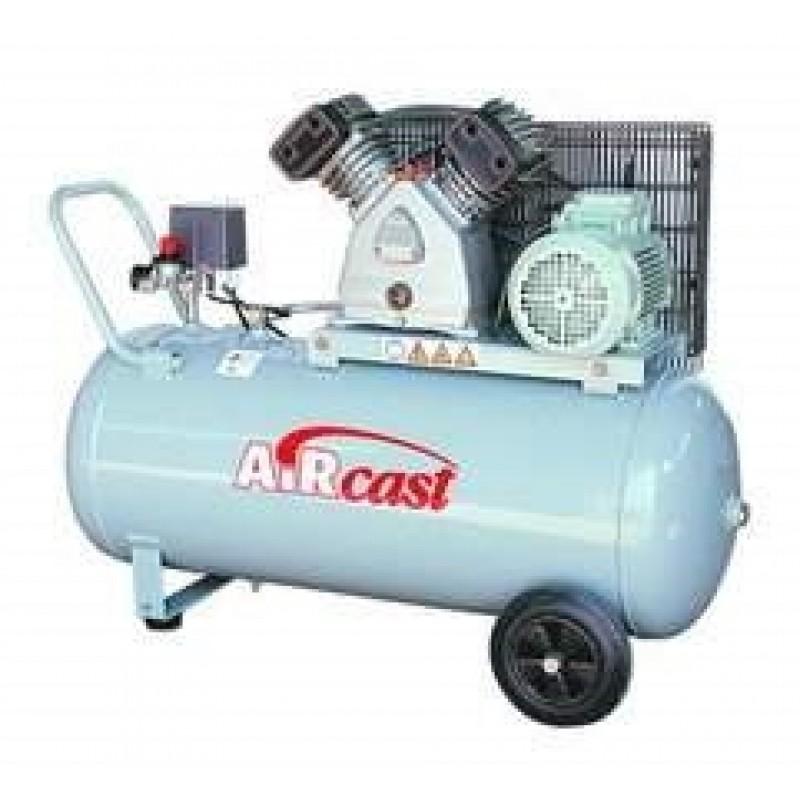 Компрессор с ременным приводом Aircast СБ4/С-100.LB30 16944.00 грн