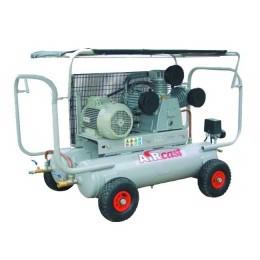 Компрессор передвижной с электрическим приводом Aircast СБ4/С-90.W115/6