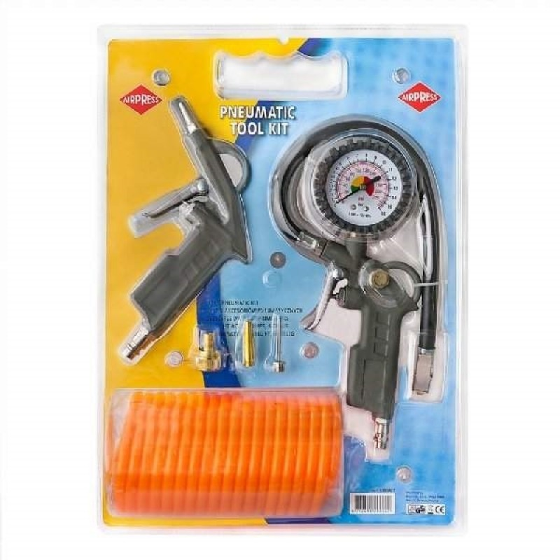 Блистер с аксессуарами Airpress pneumatic tools kit (6 шт) 558.00 грн