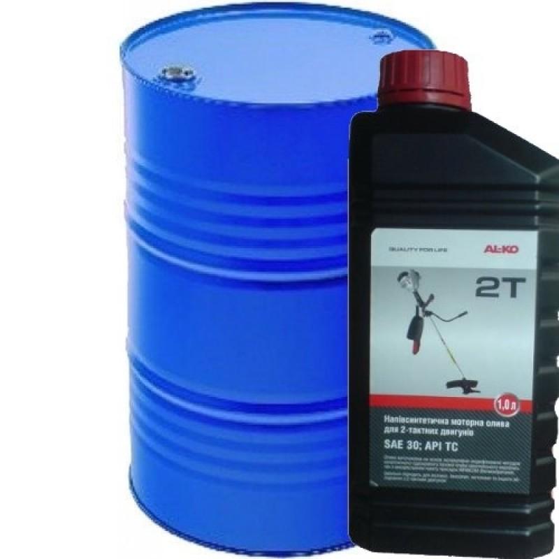 Масло полусинтетическое двухтактное AL-KO 200 л 22079.00 грн