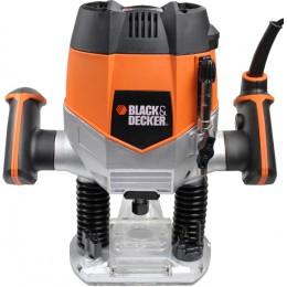 Фрезер Black&Decker KW900EKA, , 3025.00 грн, Black&Decker KW900EKA, Black&Decker, Фрезеры ручные