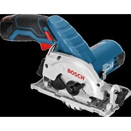 Аккумуляторная дисковая пила Bosch GKS 12V-26 (06016A1000), , 6562.00 грн, Аккумуляторная дисковая пила Bosch GKS 12V-26 (06016A1000), Bosch, Циркулярные пилы аккумуляторные