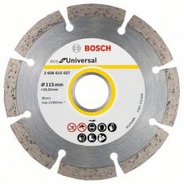 Алмазный диск Bosch ECO Universal 115-22,23 (2608615027)