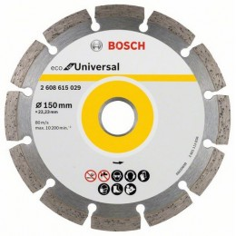 Алмазный диск Bosch ECO Universal 150-22,23 (2608615029) 248.00 грн