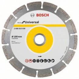 Алмазный диск Bosch ECO Universal 180-22,23 (2608615030)
