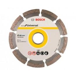 Алмазный диск Bosch ECO Universal 180-22,23 (2608615043)