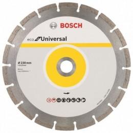 Алмазный диск Bosch ECO Universal 230-22,23 (2608615044) 4395.00 грн