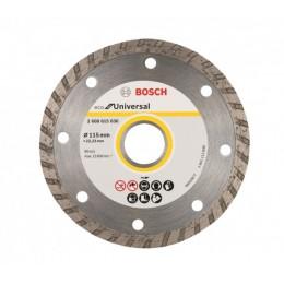 Алмазный диск Bosch ECO Universal Turbo 115-22,23 (2608615036) 218.00 грн