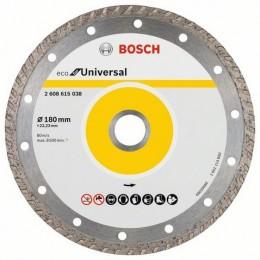 Алмазный диск Bosch ECO Universal Turbo 180-22,23 (2608615038) 443.00 грн