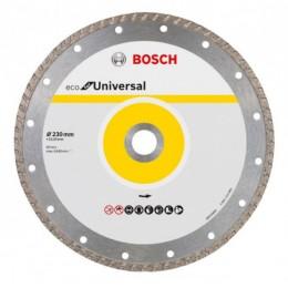 Алмазный диск Bosch ECO Universal Turbo 230-22,23 (2608615048) 4936.00 грн