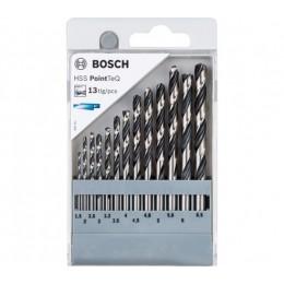 Набор сверл Bosch HSS PointTeQ (2608577349) 443.00 грн