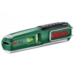 Лазерный уровень Bosch PLL 5 (0603015020), , 836.00 грн, Лазерный уровень Bosch PLL 5 (0603015020), Bosch, Лазерные нивелиры
