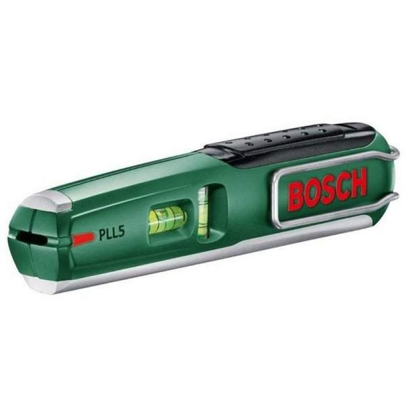 Лазерный уровень Bosch PLL 5 (0603015020)
