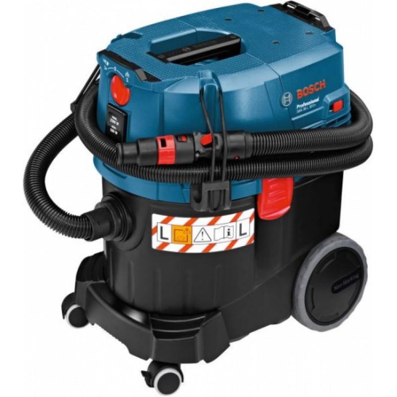 Пылесос строительный Bosch GAS 35 L SFC (06019C3000)