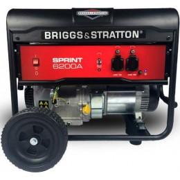 Генератор бензиновый Briggs & Stratton Sprint 6200A, , 18504.00 грн, Briggs&Stratton Sprint 6200A, Briggs & Stratton, Бензиновые генераторы