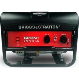 Генератор бензиновый Briggs & Stratton Sprint 2200A, , 9752.00 грн, Briggs&Stratton Sprint 2200A, Briggs & Stratton, Бензиновые генераторы