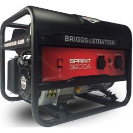 Генератор бензиновый Briggs & Stratton Sprint 3200A, , 10753.00 грн, Briggs&Stratton Sprint 3200A, Briggs & Stratton, Бензиновые генераторы