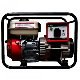Генератор бензиновый Daishin SEA3000Ha (Япония), , 11380.00 грн, Генератор бензиновый Daishin SEA3000Ha (Япония), DAISHIN, Бензиновые генераторы
