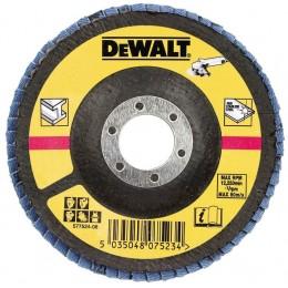 Круг шлифовальный лепестковый изогнутый DeWALT DT3310, , 130.00 грн, Круг шлифовальный лепестковый изогнутый DeWALT DT3310, Dewalt, Абразивные материалы