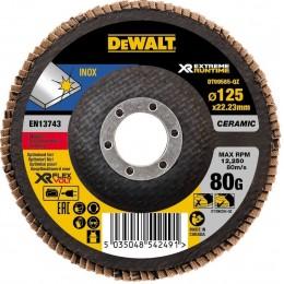 Круг шлифовальный лепестковый изогнутый DeWALT DT99585, , 208.00 грн, Круг шлифовальный лепестковый изогнутый DeWALT DT99585, Dewalt, Абразивные материалы