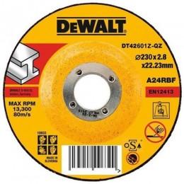 Круг отрезной DeWALT 230х2.8х22.23 мм по металлу (DT42601Z)