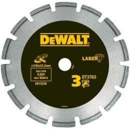 Круг алмазный DeWALT по граниту 230x22.2 мм (DT3763)