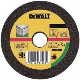 Круг отрезной DeWALT 150x2.8x22.23 мм. по камню (DT3417-QZ)