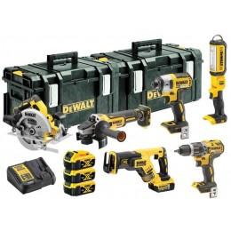 Набор из 6 инструментов DeWALT DCK623P3, , 45861.00 грн, Набор из 6 инструментов DeWALT DCK623P3, Dewalt, Наборы электроинструментов