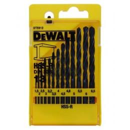 Набор сверл DeWALT по металлу (DT5912), , 190.00 грн, Набор сверл DeWALT по металлу (DT5912), Dewalt, Наборы сверл