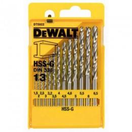 Набор сверл DeWALT по металлу (DT5922), , 418.00 грн, Набор сверл DeWALT по металлу (DT5922), Dewalt, Наборы сверл