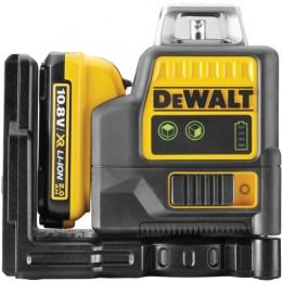 Лазер самовыравнивающийся DeWALT DCE0811D1G 18996.00 грн