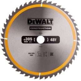 Диск пильный DeWALT 305х30мм 48 зубов (DT1959) 1059.00 грн
