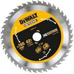 Диск пильный DeWALT XR 165х20 мм количество зубов 24 (DT99561) 1031.00 грн