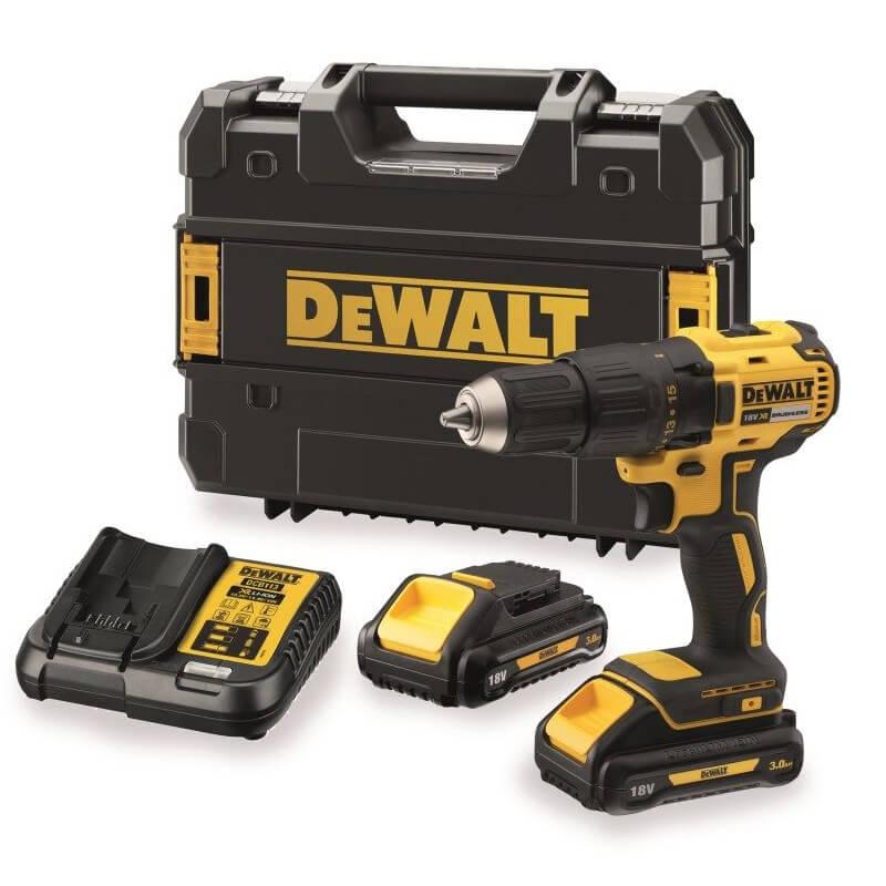 Дрель-шуруповерт аккумуляторный DeWALT DCD777L2T