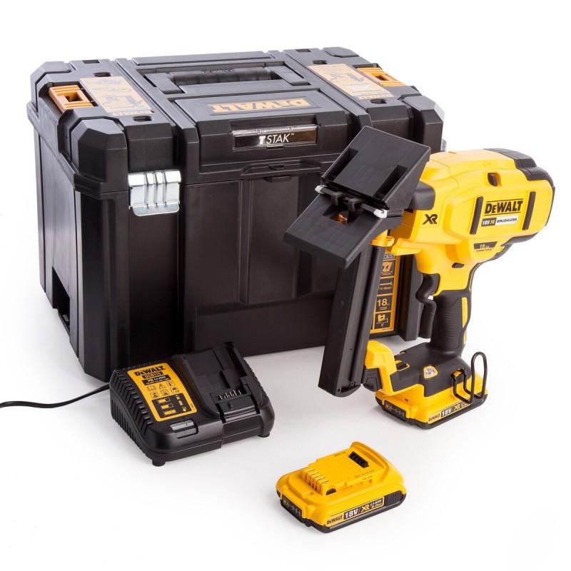 Аккумуляторный степлер DeWALT DCN682D2 25246.00 грн