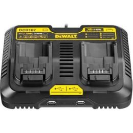 Зарядное устройство двухрядное DeWALT DCB102, , 4774.00 грн, Зарядное устройство двухрядное DeWALT DCB102, Dewalt, Зарядные устройства для электроинструмента