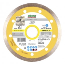 Алмазный диск Distar 1A1R 125x1,4x10x22,23 Marble (11115053010) 332.00 грн