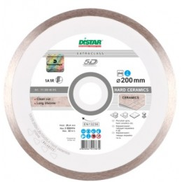 Алмазный диск Distar 1A1R 200x1,6x10x25,4 Hard ceramics (11120048015) 750.00 грн