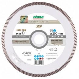 Алмазный диск Distar 1A1R 200x1,6x8,5x25,4 Gres Ultra (11120159015) 619.00 грн